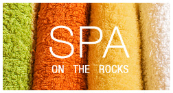 Spa On the Rocks Website