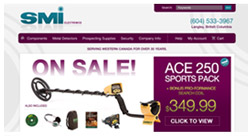 SMI Electronics Ecommerce Website
