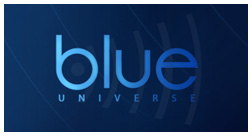 Blue Universe LTD. Website
