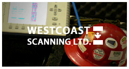 West Coast Scanning Website
