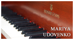 Mariya Udovenko Website